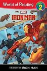 The Story of Iron Man (Level 2) by Disney Book Group, Thomas Macri (Paperback / softback, 2013)