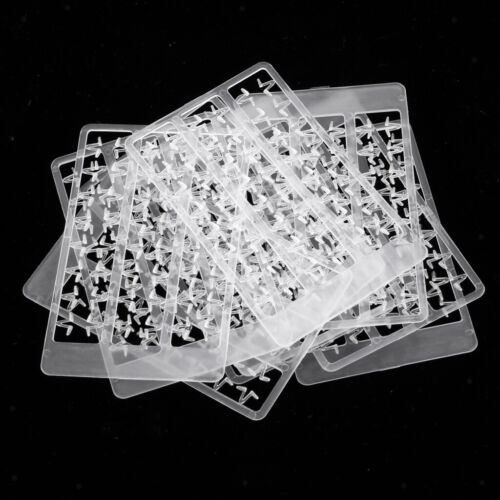 10 Stücke Karpfenangeln-Köderstopps V-Form-Boilie-Stopps Angeln Köderstopper