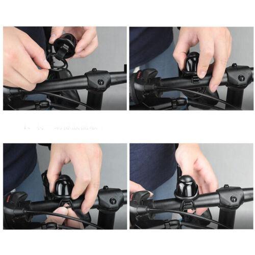 Cycling Handlebar Bell Cycling Bike Bells Horn Rainproof MTB Bicycle Ring Bell