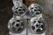 For Cl1 240sx 180sx Rx7 Fd3s Z16a Dc5 Jdm 17 1143x5 5spoke Style Wheels Rim