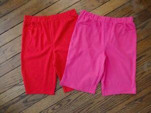 New-Quacker-Factory-Elastic-Waist-Knit-Shorts