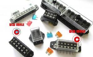 automotive fuse box holder 5bt0u microdeo de \u20222 4 6 8 10 12 way heavy duty auto fuse box holder 12v volt rh