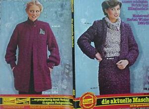 Wolle-Roedel-wertvolle-Handarbeit-aktuelle-Masche-Herbst-Winter-80-81-Strick-Haekl