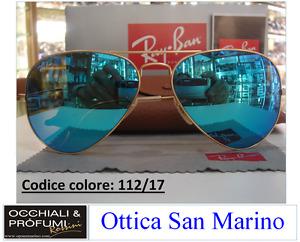 Ray-ban Rb3025 001/3f 58 Occhiali Eyeglasses Brille lunettes gafas RAYBAN 3025