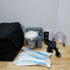 Medical Vet Dental Portable Suction Aspirator Vacuum Pump Unit Battery 7305p D