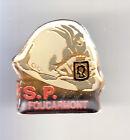 RARE PINS PIN'S .. POMPIER FIRE CASQUE SP FOUCARMONT 76 ~W1