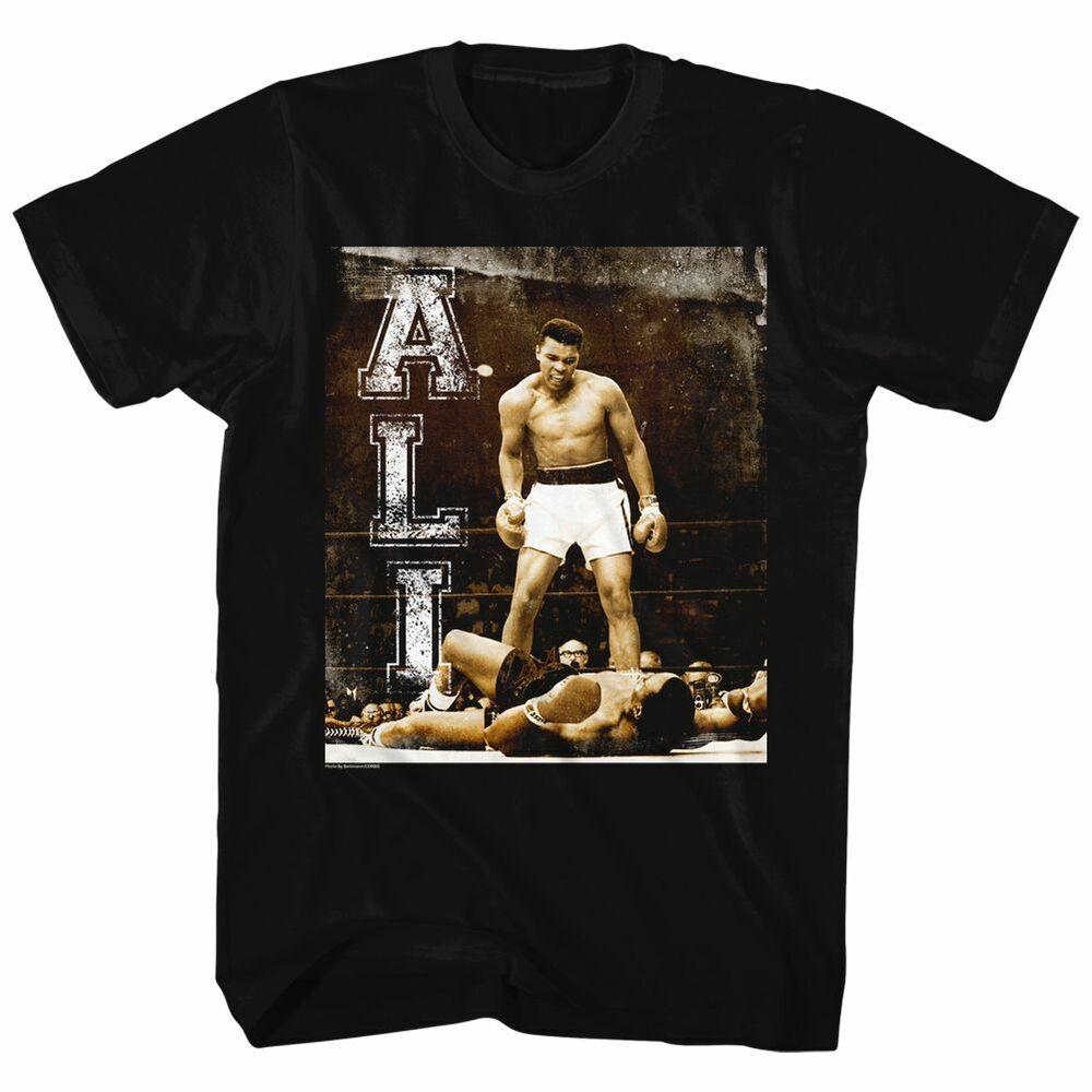 Muhammad Ali - Holler à Votre Garçon - Américain Classiques - Adulte T-shirt