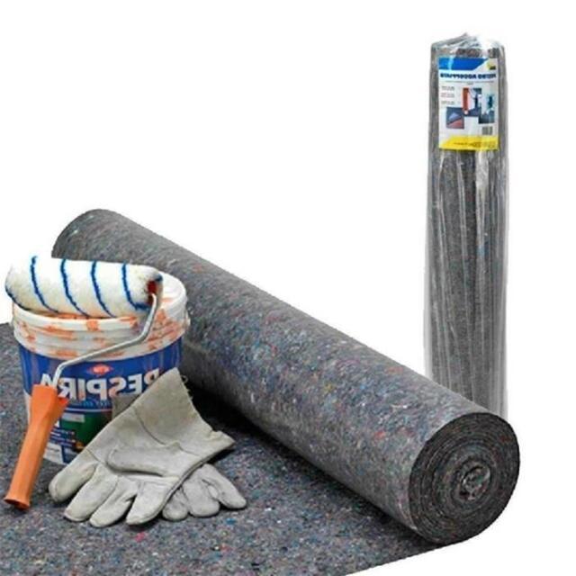 Feltro antiscivolo assorbente rotolo protezione pavimenti tessuto imballaggio