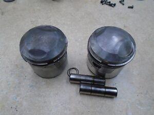 Honda-350-CL-SCRAMBLER-CL350-K2-Engine-64MM-STD-Piston-Ring-Kit-Set-1970-HB318