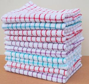 Pack-of-7-Large-Cotton-Terry-Tea-Towels-Kitchen-Cloth-Drying-Plates-Cleaning-ii