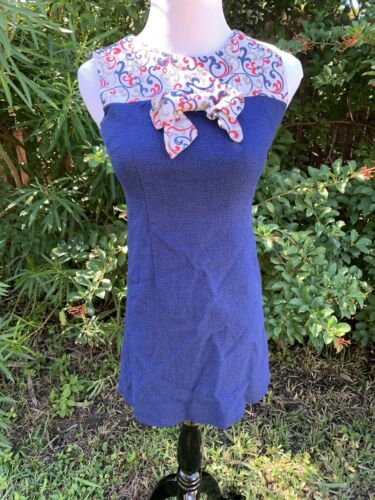1950s Handmade Vintage Dress