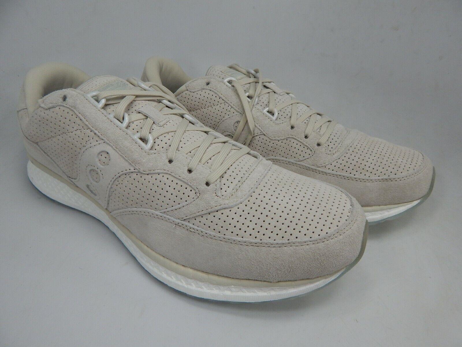 EU 41 Men's Running Shoes Tan S40001-4