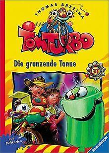 Tom Turbo, Bd.31, Die grunzende Tonne von Thomas Brezina | Buch | Zustand gut