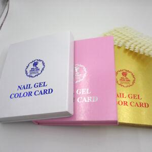 Praesentations-Display-120-Nail-Art-Tips-Tip-Rondell-Rad-Palette-Farbrad-Neu