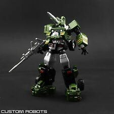 Transformers custom robots revoltech hound