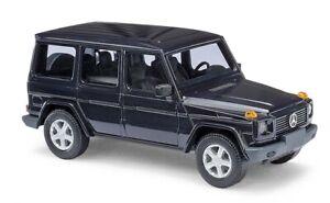 Busch-51401-Mercedes-G-90-Blue-H0