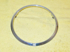 GT TRIM Convertible 1 RING 1969 HEAD ORIG BEZEL Mach LIGHT Mustang Grande Boss qwaqIB