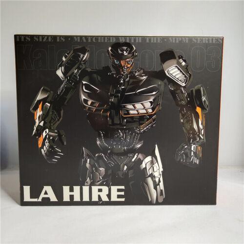 IN STOCK Transformers toy DX9 Soul Series K3 LA HIRE Hot Rod Rodimus Figure