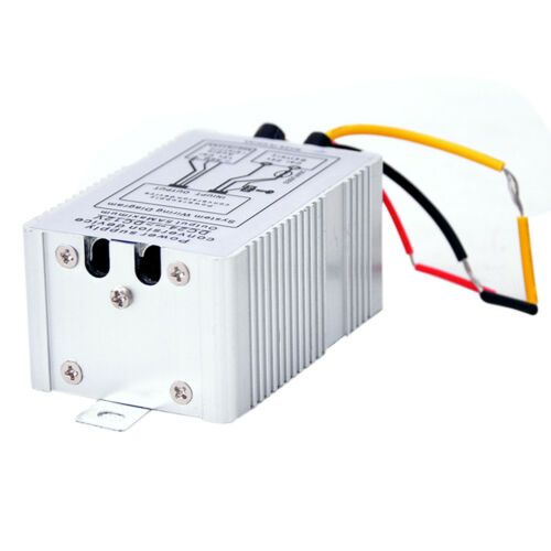24V to 12V DC-DC Car Spare Power Supply Inverter Converter Conversion Device 5A