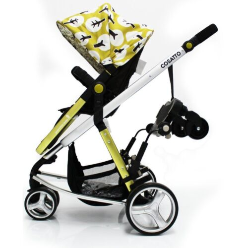 Baby Travel Board Stroller Black Ride On Buggy For Mamas /& Papas Solo