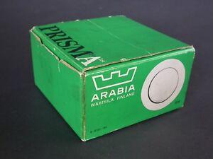Details about ORIGINAL BOXSET OF 6 ARABIA PLATES DESIGNED BY KAJ FRANCK  1963 WÄRTSILÄ FINLAND