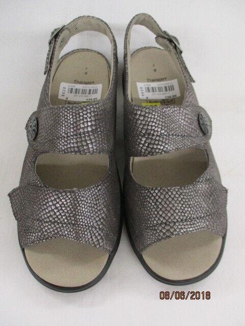 Solidus Solicare Soft 47015-20121 Therapo Sandale     Metal VIP Peitro Weite  W