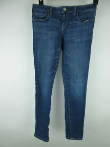 Aeropostale-Women-039-s-sz-9-10-Cotton-Blend-Blue-Slim-Ashley-Ultra-Skinny-Jeans