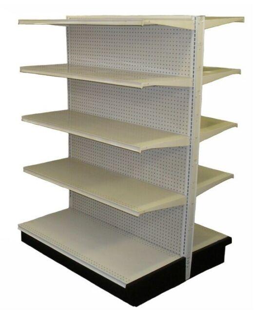Gondola Shelving Display Shelves Retail Shelf Store
