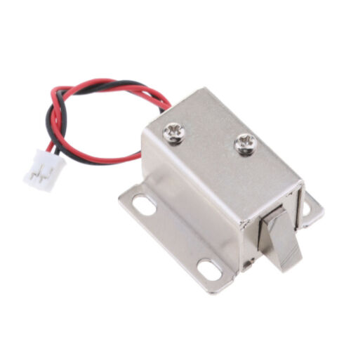 DC 12V 0.42A Mini Door Electric Magnetic Electromagnetic Lock Down//Upwards Bolt
