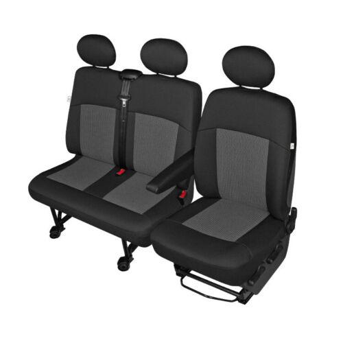 Asiento de coche para referencias Nissan Cabstar Front 1+2 gris ya referencia goleta auto referencia