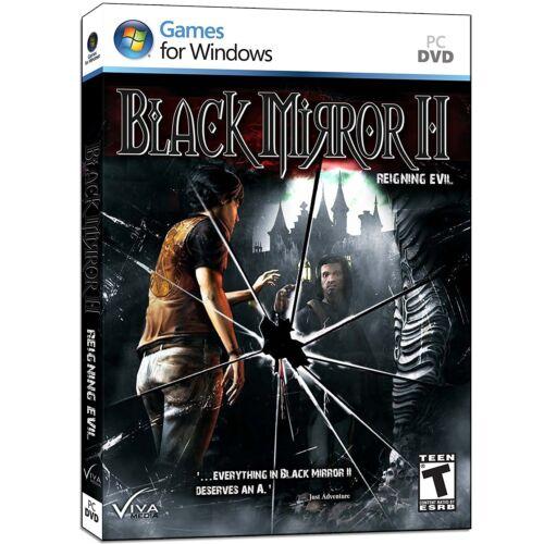 1 von 1 - Black Mirror II (PC, 2009, Nur der Steam Key Download Code) Keine DVD, Nur Steam