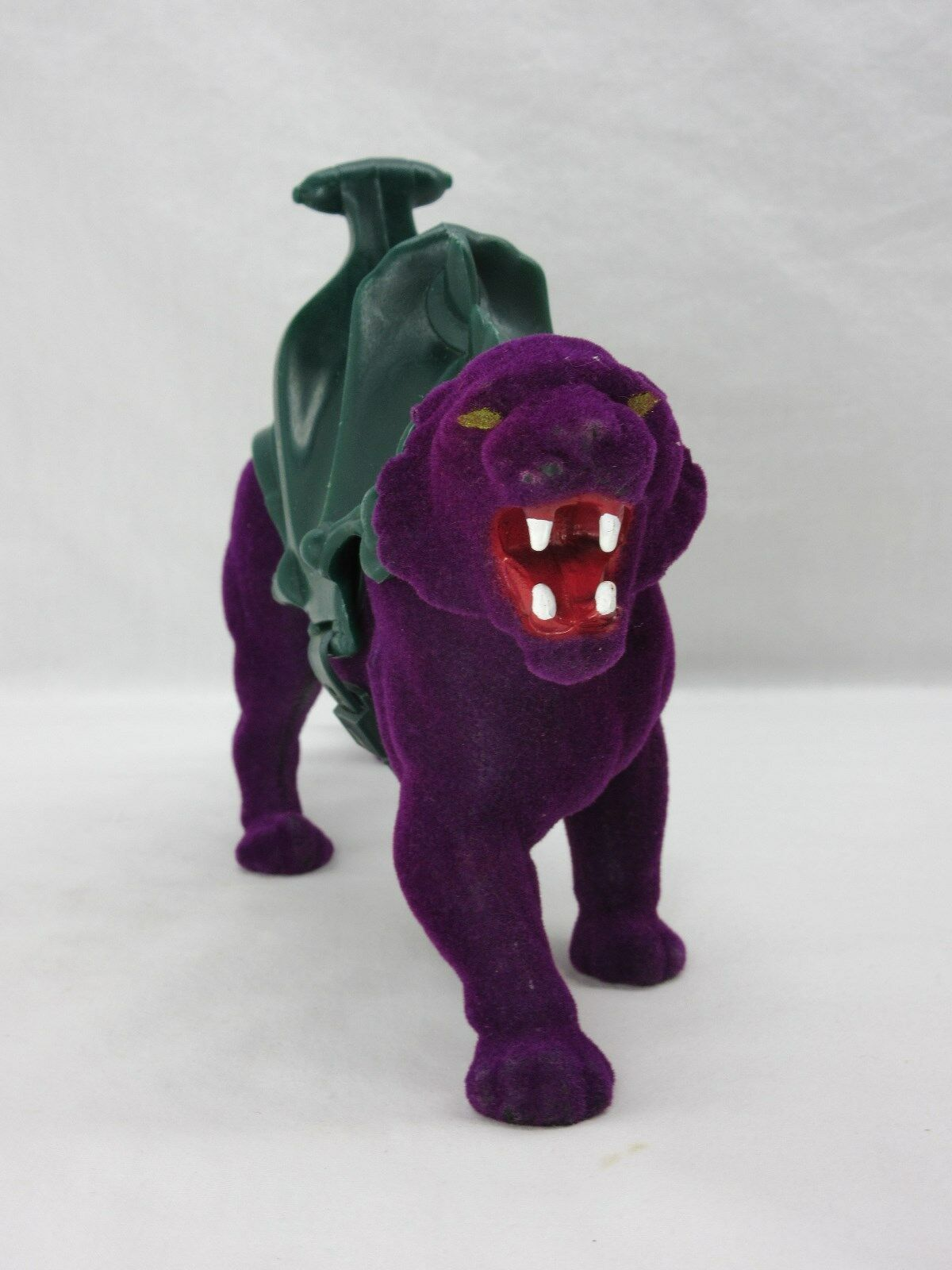 MOTU,vintage,PANTHOR,Masters of the Universe,Complete,Saddle,He man