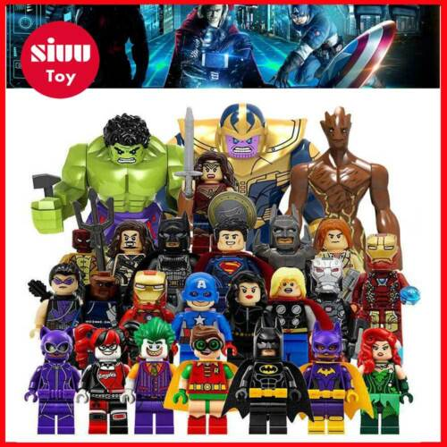 HOT Avengers 3 Infinity War Building Blocks Toys Figures Legoing Marvel Thanos