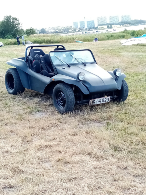 VW Beach Buggy, 1,6, Benzin, 1968, km 31000, sort, 0, Har…