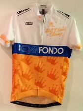 DNA CYCLING S/S JERSEY SIZE XS FULL ZIP  3 POCKETS 2012 Hill Climb Champ NWT