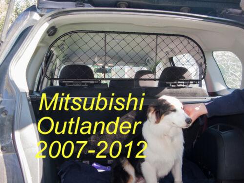Divisorio Griglia Rete Divisoria MITSUBISHI Outlander 2007-2012 cani e bagagli