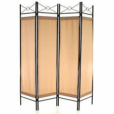 room divider screen room partition privacy panels folds flat easier