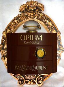 Vintage-Opium-YSL-034-Paris-034-era-34-ml-left-Edt-SPLASH-women-perfume
