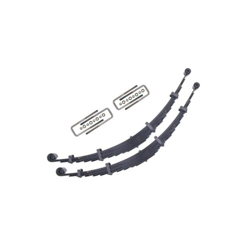 """ICON 4/"""" Lift Front Leaf Spring Kit For 2000-2004 Ford Super Duty F250 F350"""