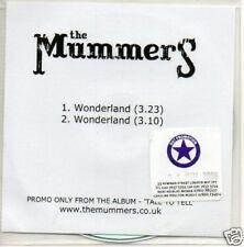 (353V) The Mummers, Wonderland - DJ CD