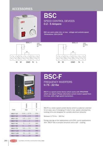 5a de revoluciones regulador Axialventilator sopladores muro ventiladores ventilador de flujo axial ø350 4200m³