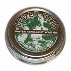 Leder Gris Original Wax Oil British Army Military Shoe Boot Polish Mod Brown 40g