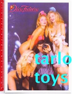Diva futura moana pozzi baby pozzi cicciolina hula hop postcard cartolina ebay - Diva futura video ...