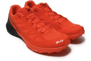 newest 457d6 8c461 Details about Salomon S-lab Sense Ultra SG 6 - US 9 - 42 2/3 - Red/Black
