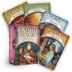 Earth Magic by Steven D. Farmer (2010, Cards,Flash Cards)