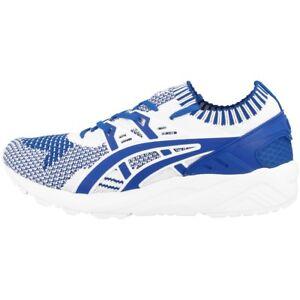 48dc80ec6c741e Das Bild wird geladen Asics-Gel-Kayano-Trainer-Knit-Schuhe-Freizeit-Sport-