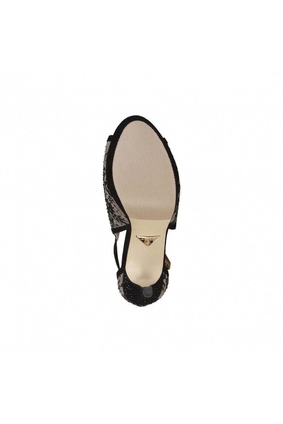 CLEARANCE SALE Laura Biagiotti Biagiotti Biagiotti Style 421 – Cloth   Taupe Colour Heels 37f980