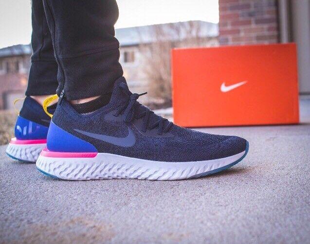 Nike Epic React College bleu marine/rose Blast/Racer Bleu Taille | | | Bonne Réputation Over The World  | Simple D'utilisation  | économique Et Pratique  | Modèles à La Mode  | Shopping Online  ec01cb
