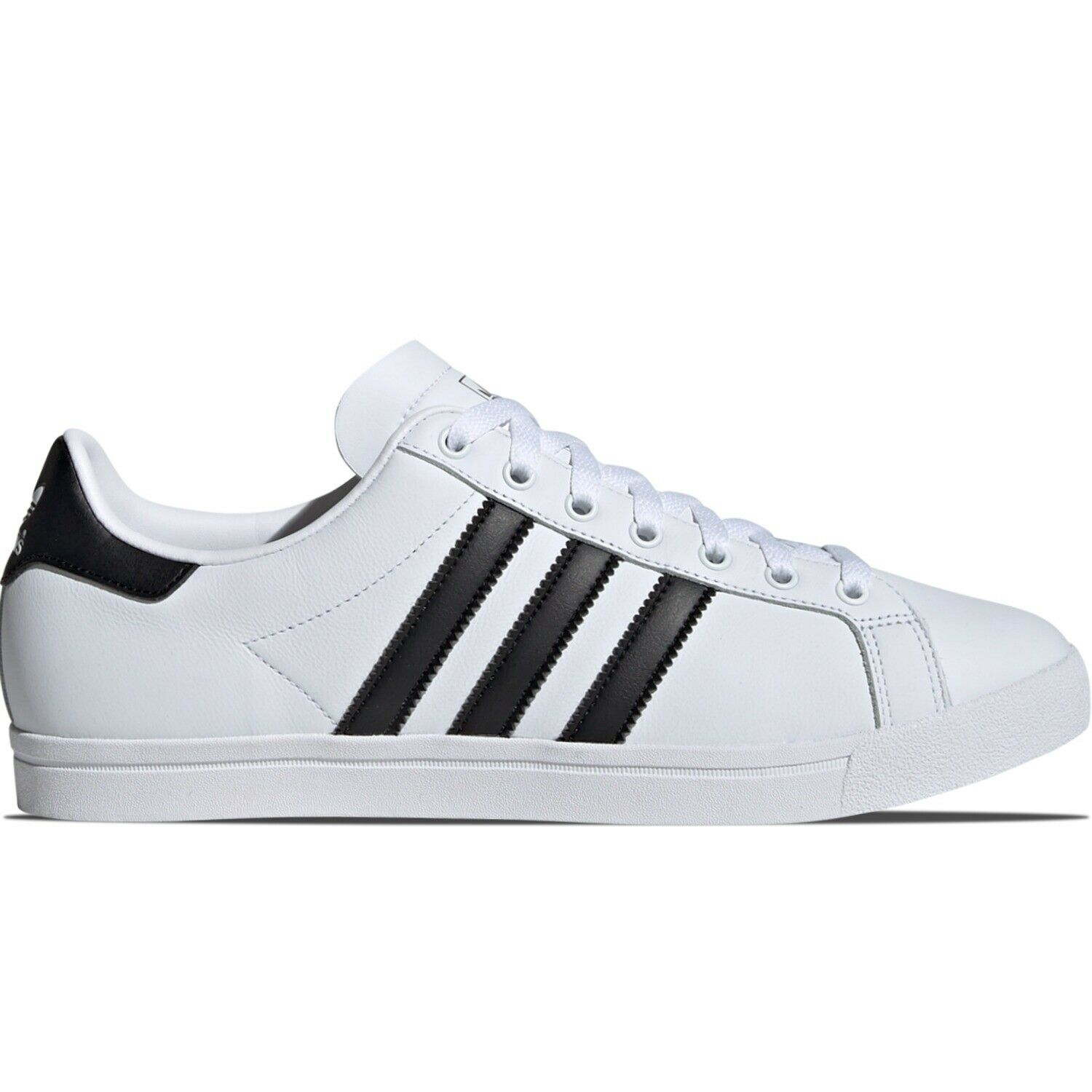 b2ef8aae49780 Adidas Coast Star Star Star Men s Walking shoes Sneakers White NEW EE8900  611e23