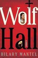 Wolf Hall Mantel, Hilary Hardcover